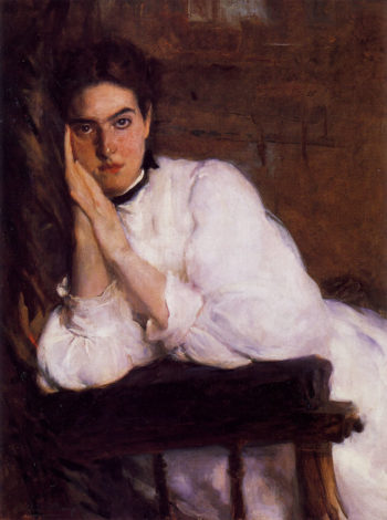 Dreamer The | Cecilia Beaux | oil painting