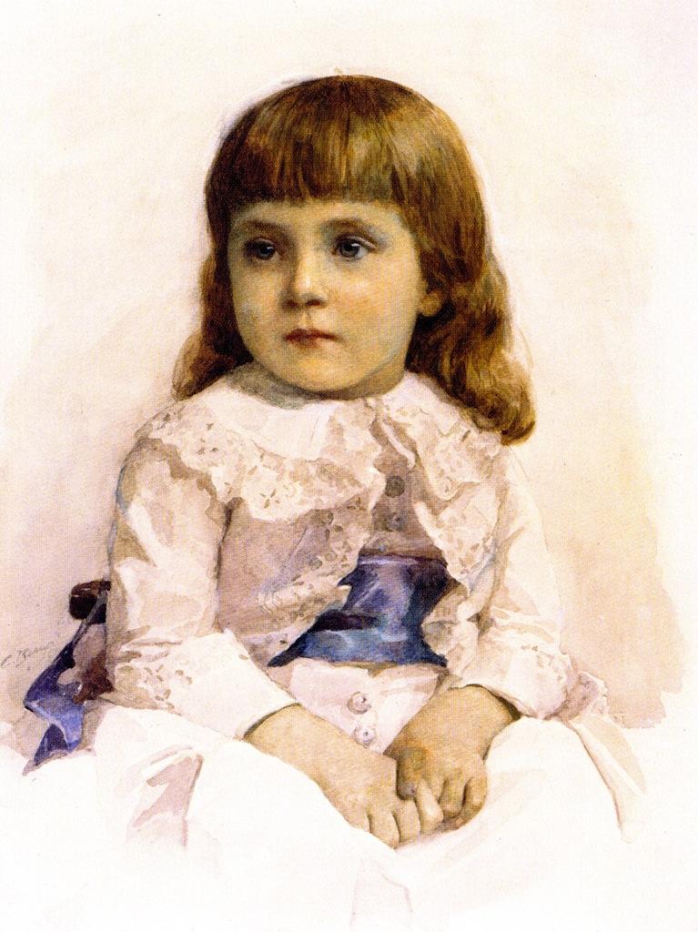 Edmund James Drifton Coxe | Cecilia Beaux | oil painting