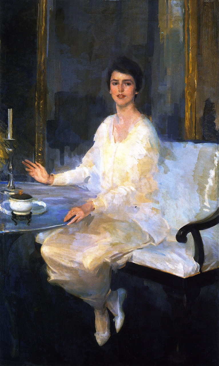 Ernesta | Cecilia Beaux | oil painting