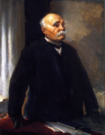 Georges Clemenceau | Cecilia Beaux | oil painting