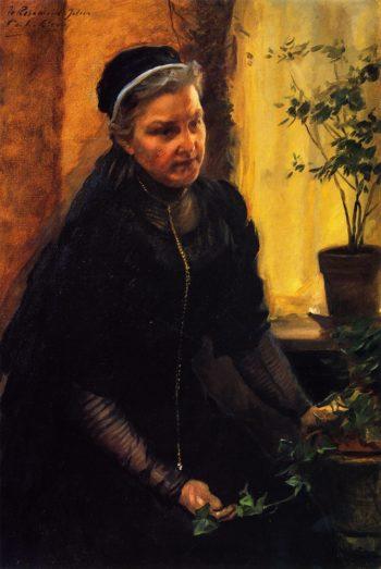 Helena DeKay Bilder | Cecilia Beaux | oil painting