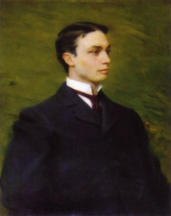 Henry Howard Houston Jr | Cecilia Beaux | oil painting