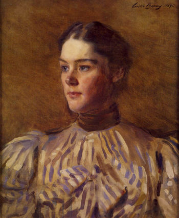 Self Portrait | Cecilia Beaux | oil painting