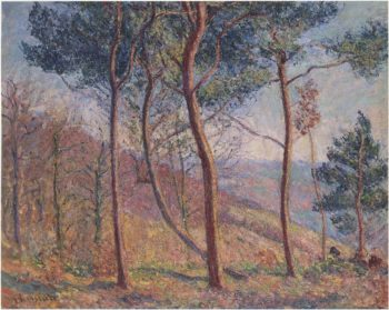 In the Mountains | Gustave Loiseau | oil painting