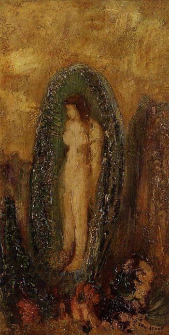 The Birth of Venus 4 | Odilon Redon | oil painting