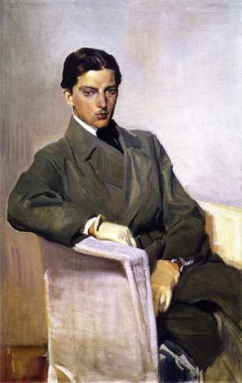 Joaquin Sorolla Garcia | Joaquin Sorolla y Bastida | oil painting