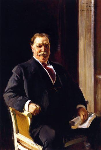 President Taft | Joaquin Sorolla y Bastida | oil painting
