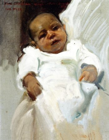 Quiquet Pons Sorolla | Joaquin Sorolla y Bastida | oil painting