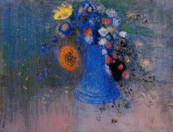 Vase of Flowers 8 | Odilon Redon | oil painting