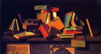 Discarded Treasures | John Frederick Peto | oil painting
