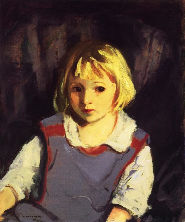 Carl Schleicher | Robert Henri | oil painting