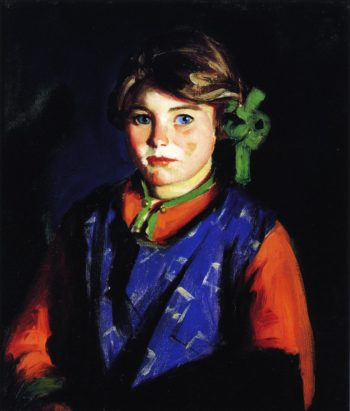 Catharine | Robert Henri | oil painting