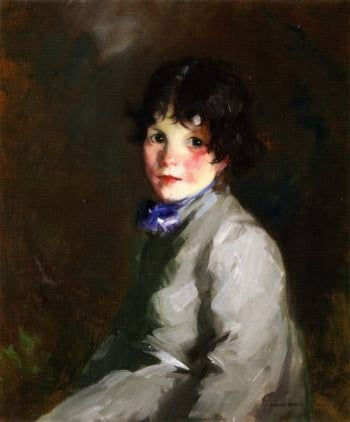Catherine | Robert Henri | oil painting