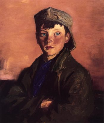 Charles O'Malley | Robert Henri | oil painting