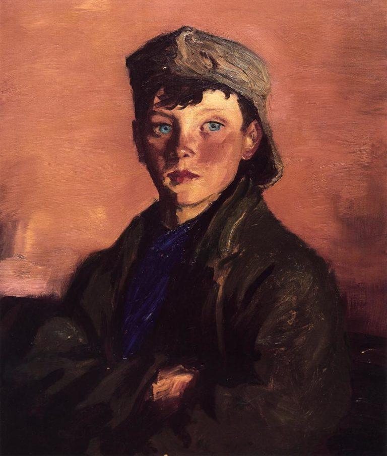 Charles O'Malley   Robert Henri   oil painting