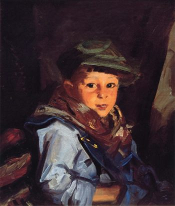 Chico | Robert Henri | oil painting