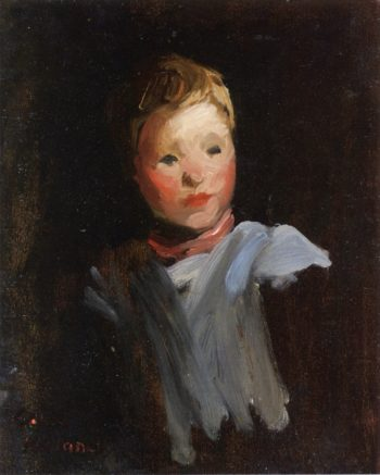 Cori | Robert Henri | oil painting