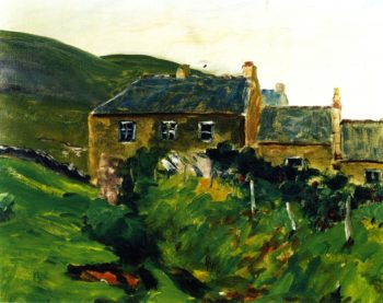 Corrymore | Robert Henri | oil painting