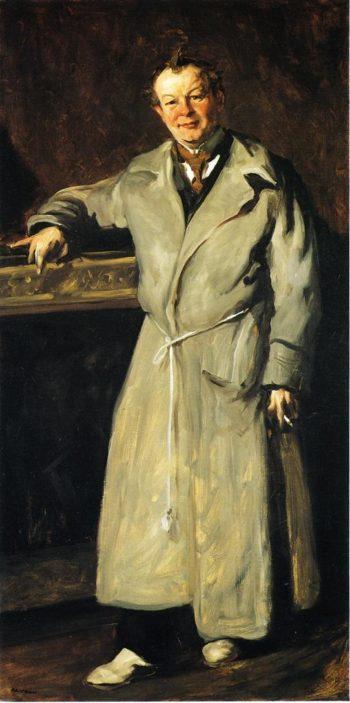 George Luks | Robert Henri | oil painting