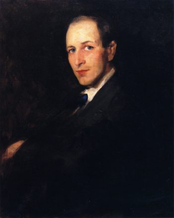 George Wesley Bellows | Robert Henri | oil painting