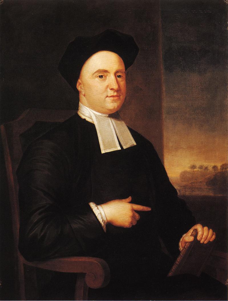 George Berkeley   John Smibert   oil painting