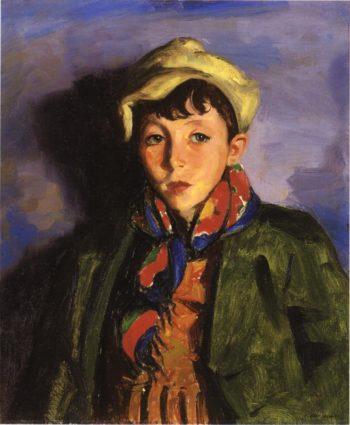 Johnnie Patton | Robert Henri | oil painting