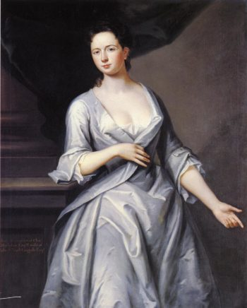 Mrs Edward Nightingale | John Smibert | oil painting