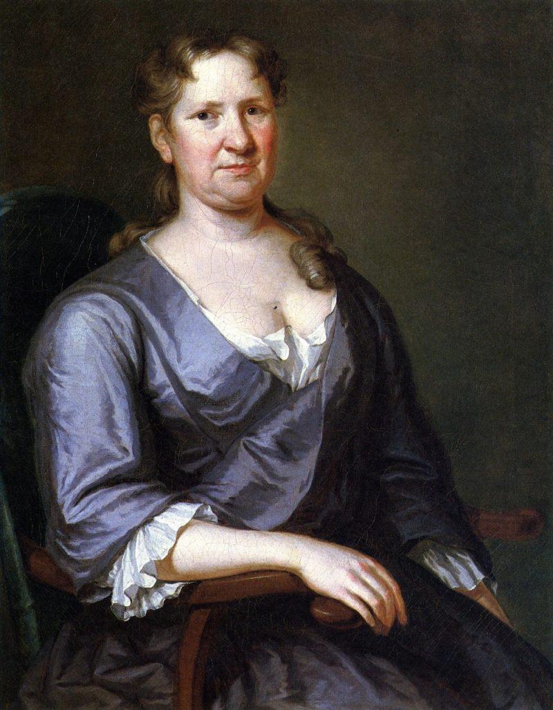 Mrs John Pitts | John Smibert | oil painting