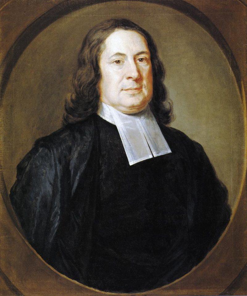 Rev Joseph Sewall | John Smibert | oil painting