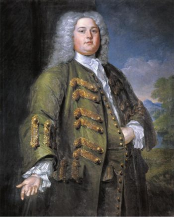 Samuel Browne | John Smibert | oil painting