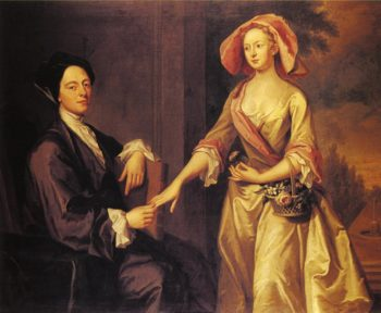 Sir Archibald and Lady Grant | John Smibert | oil painting