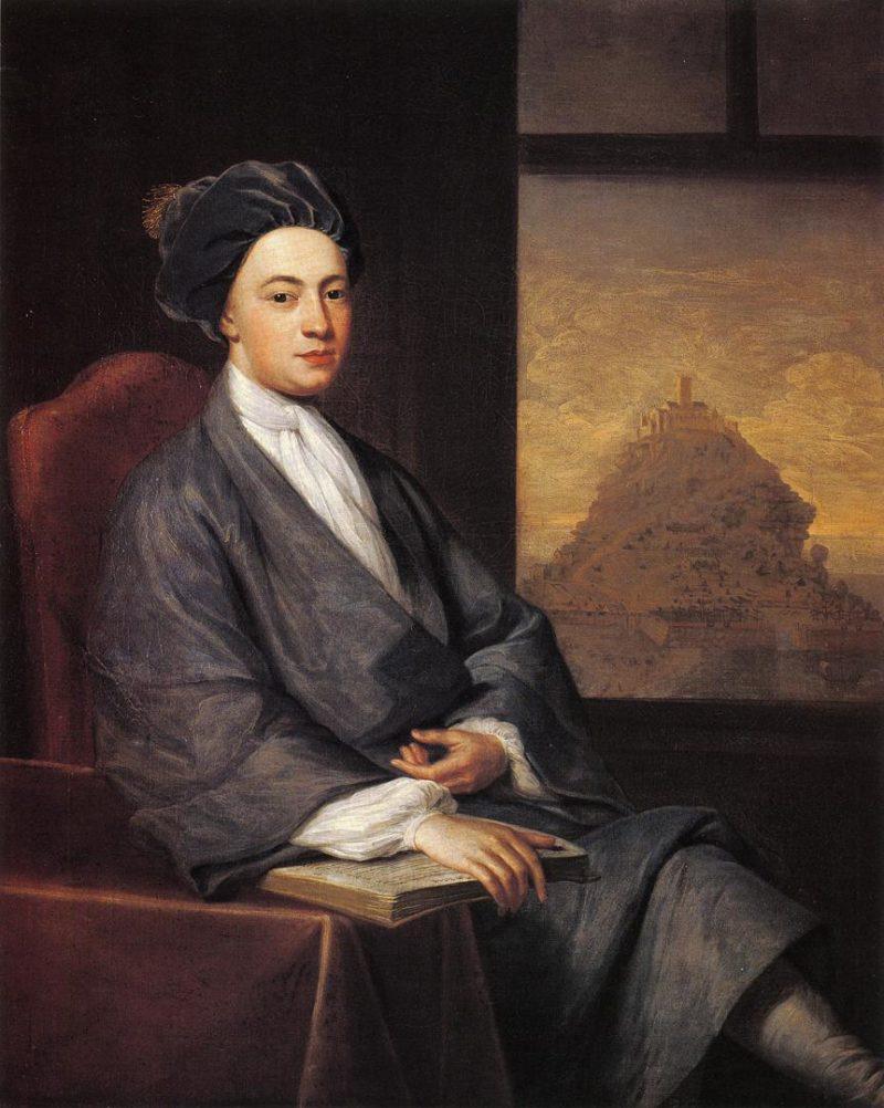 Sir John St Aubyn | John Smibert | oil painting