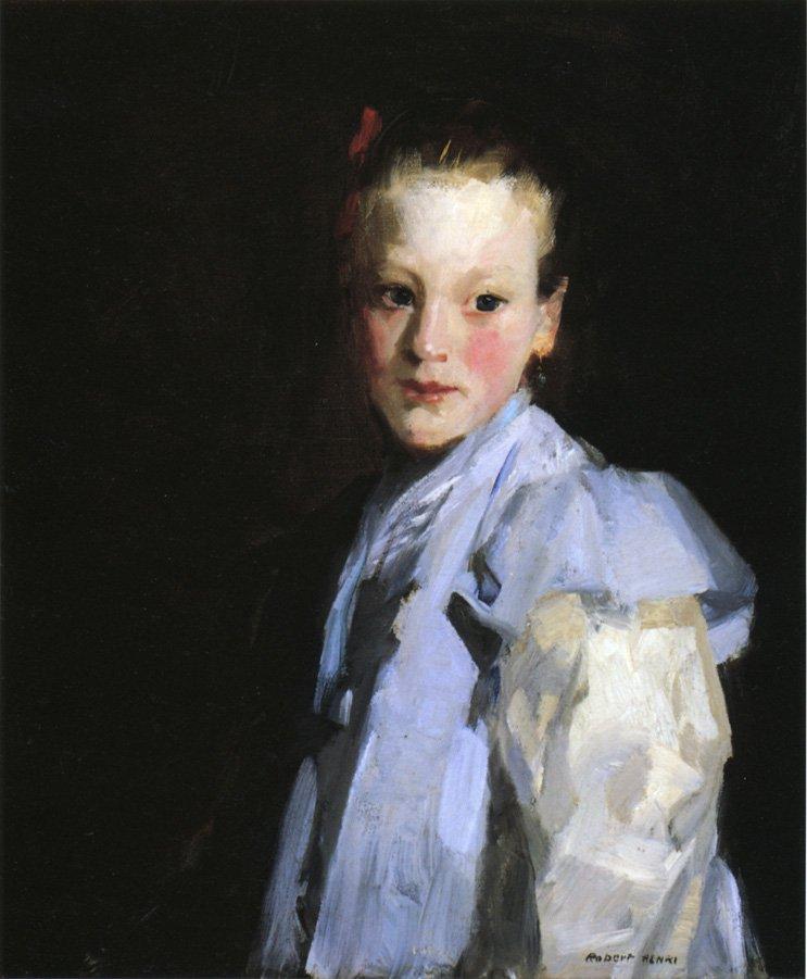 Martche | Robert Henri | oil painting