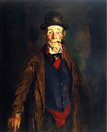 My Friend Brien | Robert Henri | oil painting