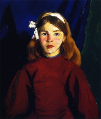 Nora | Robert Henri | oil painting