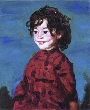 Patience | Robert Henri | oil painting