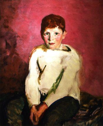 Pat | Robert Henri | oil painting