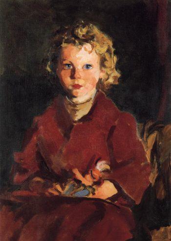 Rosaleen | Robert Henri | oil painting