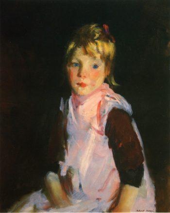 Sis | Robert Henri | oil painting