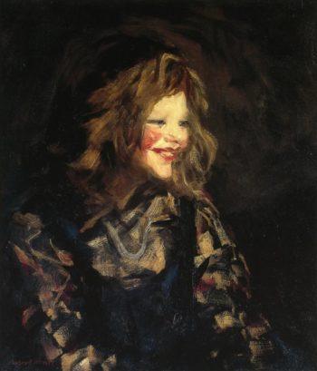 Spanish Urchin | Robert Henri | oil painting