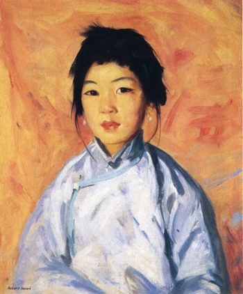 Tam Gan | Robert Henri | oil painting