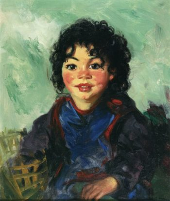 Thammy | Robert Henri | oil painting