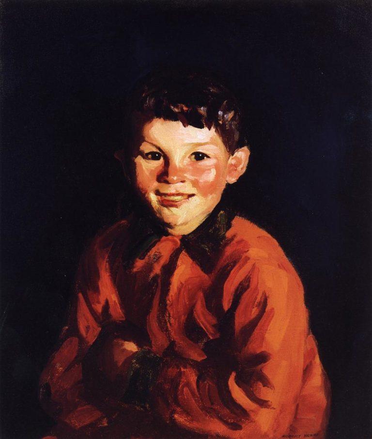 Tommy | Robert Henri | oil painting