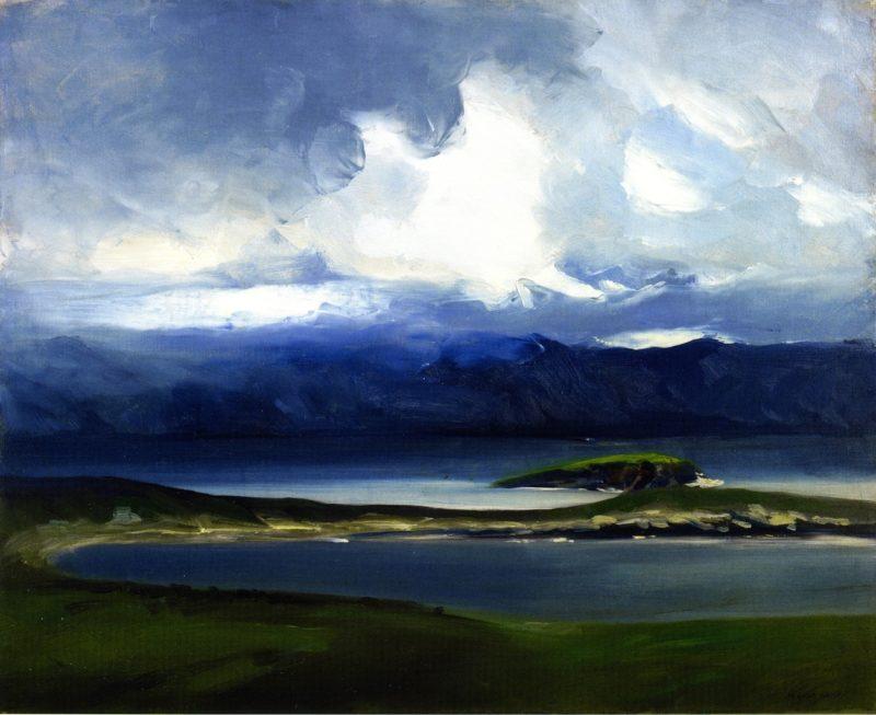 West Coast of Ireland | Robert Henri | oil painting