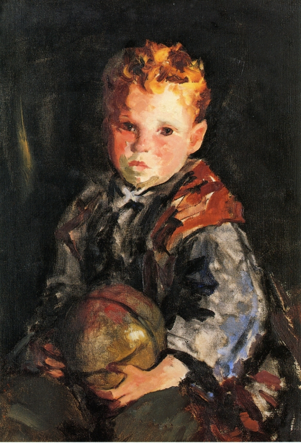 Young Anthony | Robert Henri | oil painting