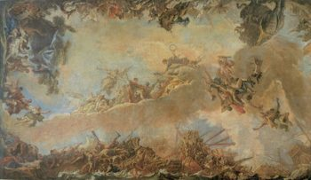 Allegory of Heavenly Virtue | Sebastiano Ricci | oil painting