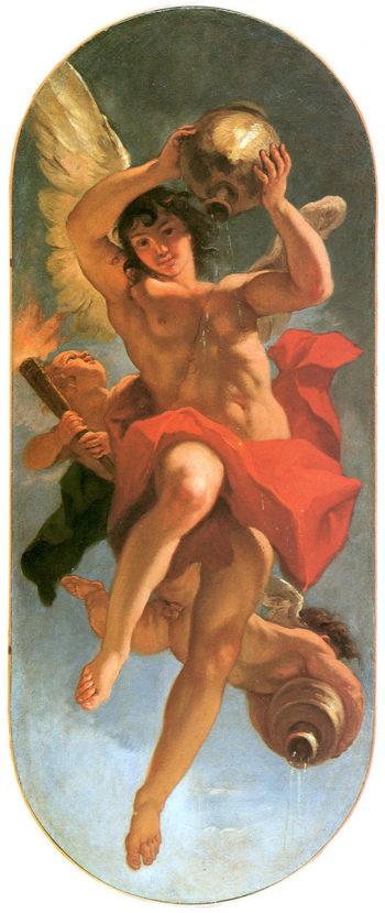 Night | Sebastiano Ricci | oil painting