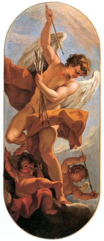 Noon | Sebastiano Ricci | oil painting