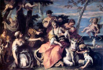 Rape of Europa | Sebastiano Ricci | oil painting