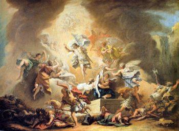 Resurrection | Sebastiano Ricci | oil painting